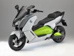 E-Scooter BMW C evolution 2012