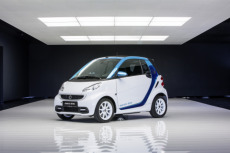 Elektroauto Smart BRABUS electric drive 2013